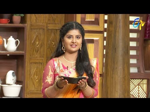 Telugu Ruchi | 4th October 2018 | Full Episode | ETV Telugu