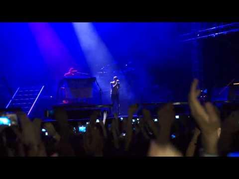 Linkin Park in Odessa, Ukraine at the Prosto Rock (12.06.2012) [HD]