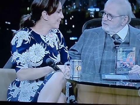 Ivete Sangalo no programa do Jô : Dia 16/05/2014