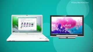 How to Setup Different Backgrounds for Multiple Monitors on a Sony VAIO® PC with Windows® 8