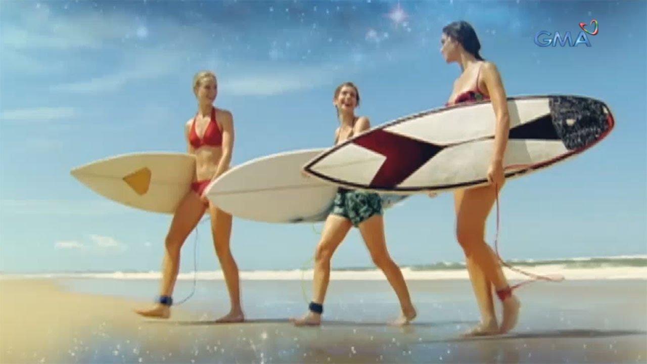 Alien Surf Girls: May bibisita sa Earth ngayong summer!