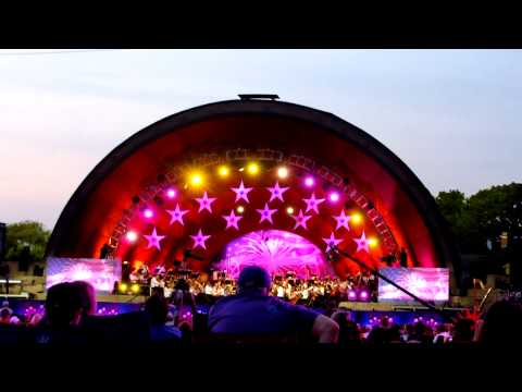 Boston Pops - Money Can't Buy Me Love - July 3rd 2015