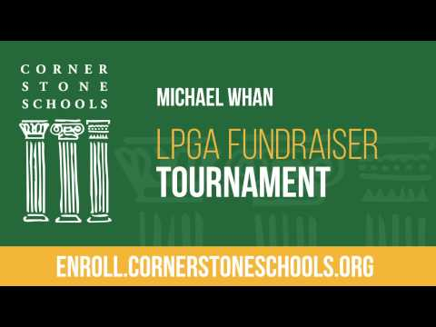 LPGA and Cornerstone Schools WRJ Radio Interview - 07/16/2014