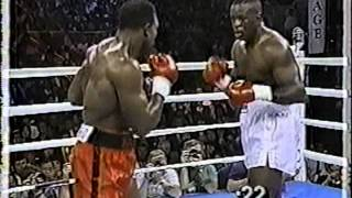 "Evander ""The Real Deal"" Holyfield vs James ""Buster"" Douglas - Undisputed Heavywe"