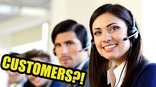 Should COPS practice CUSTOMER SERVICE?!