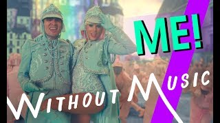 Download TAYLOR SWIFT amp BRENDON URIE  ME WITHOUTMUSIC Parody MP3