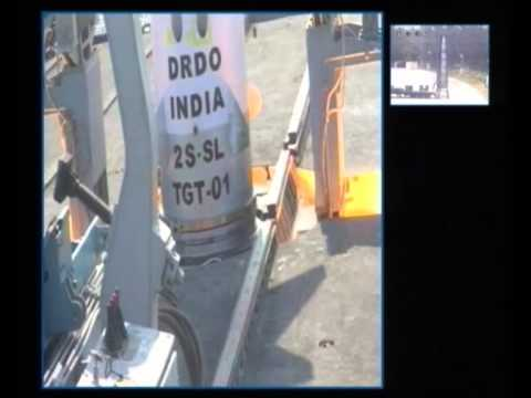 New Indian interceptor missile  Prithvi Defence Vehicle (PDV...
