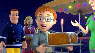 Fireman Sam New Episodes | SPECIAL Happy Birthday Sam! ⭐ The big surprise is here! | Kids Movies