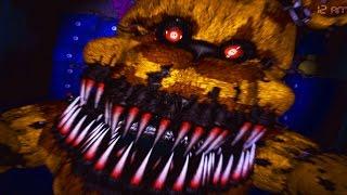 GOLDEN FREDDY  Five Nights At Freddys 4  Blm 5