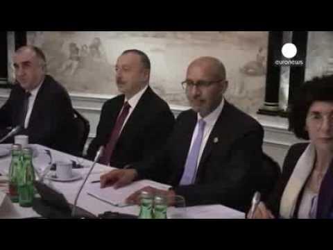 Armenian and Azeri leaders back truce over disputed Nagorno Karabakh