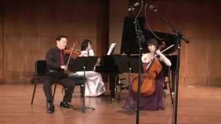 Lina Huang, Chiawei Lee and Trio Oriens - 1