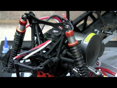 Castle Creations Electric  Conversion HPI Baja #6