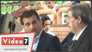 بالفيديو.. رئيس الشبيبة: سعداء بفوز الفراعنة.. وعلاقة مصر بالجزائر ستظل وطيدة