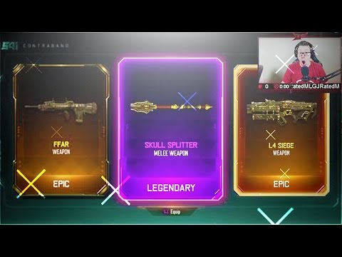 THE LUCKIEST BLACK OPS 3 SUPPLY DROP OPENING EVER!!! (ALL NEW DLC WEAPONS)