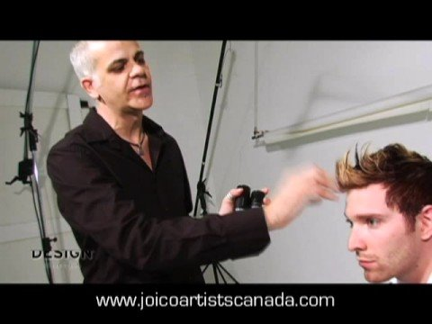 Hair Styling with Joico 1