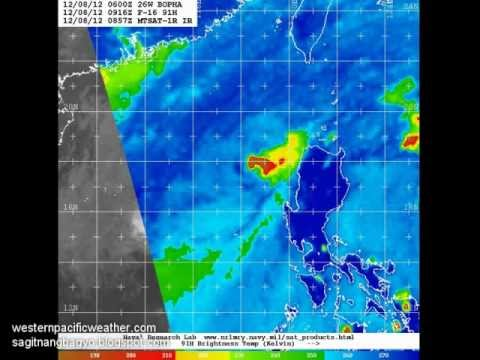Parasat Weather Update Cagayan de Oro City: SUPER TYPHOON YOLANDA