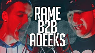 Rame & Adeeks - Blast The Booth [EP.13]