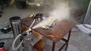 Дымогенератор своими руками ютуб 12