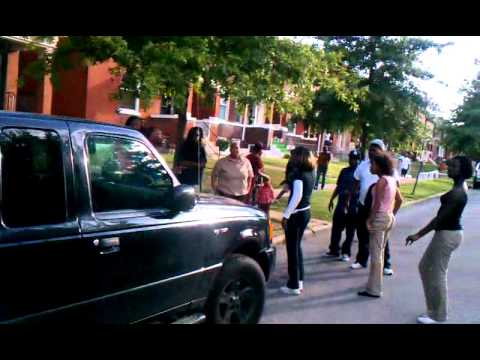 Ghetto Fights St.louis video
