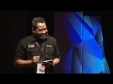 A simple idea to solve Indonesia's deforestation: Silverius Oscar Unggul at TEDxJakarta