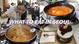What to Eat in Seoul | Korean Food Tour 🇰🇷
