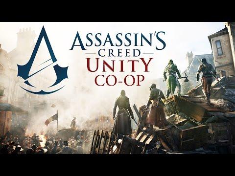 Zagrajmy w Assassins Creed: Unity Jak wygląa kooperacja w Unity 1080P PS4