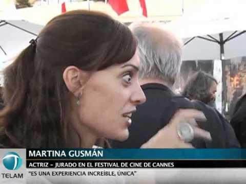 Martina Gusmán vive un