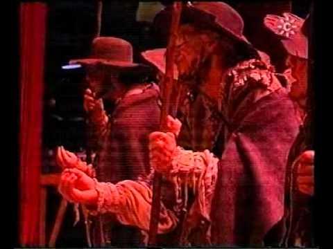 Comparsa La niña de mis ojos. Actuacion en la Final y Repertorio Completo Carnaval de Cadiz 2001