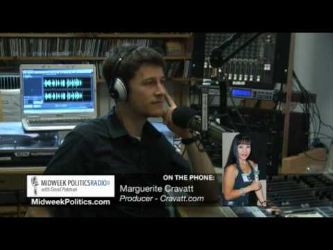 Midweek Politics with David Pakman - Bullied Videographer Marguerite Cravatt BP Oil Spill (1 of 2)