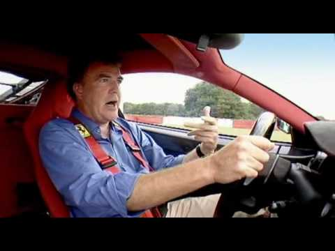 COD4 Clarkson!! Jeremy Clarkson refering to the Ferrari 430 Scuderia as Call of Duty 4