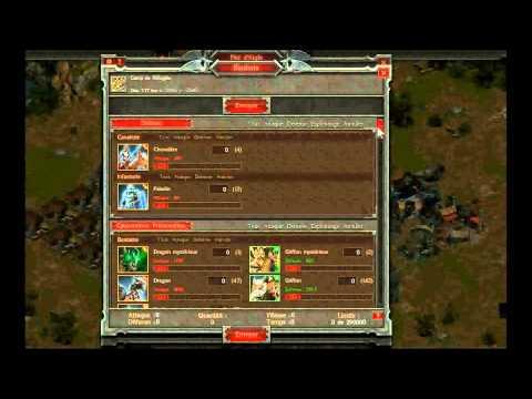 Stormfall champs de bataille : utilisation du simulateur