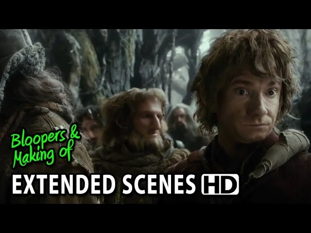 The Hobbit: The Desolation of Smaug (2013) Extended #1 Mirkwood Crossing