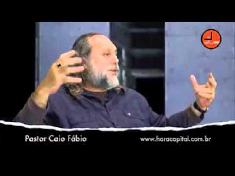 A Indústria da Fé. | Trecho da entrevista de Caio Fábio ao Hora Capital.