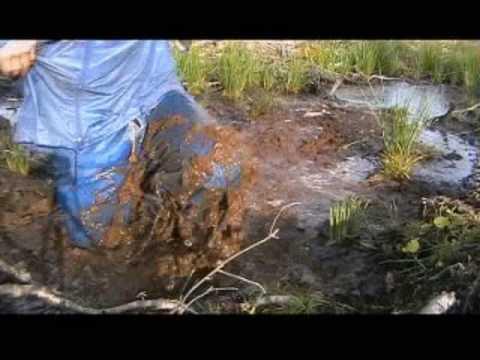 Deeper mud