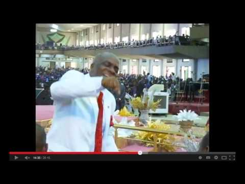 Bishop David Oyedepo - The Source Of Power! Part 1 video