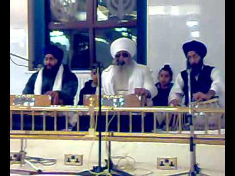 Shabad Mera Satgur - Baba Nachatter Singh Nirmolak video