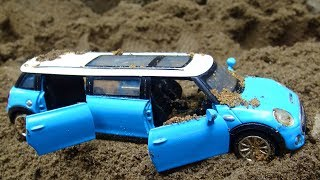 🚚 Find cars in the sand S198P 🚚 Toys for kids 🚚