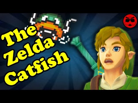 The TRUTH of Zelda: A Link to the Past's Catfish - Culture Shock