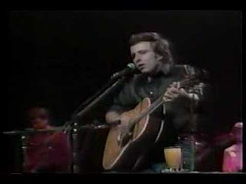 American Pie     Don Mclean (70's-live) video