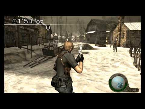 Resident Evil 4 Patch Graficos HD