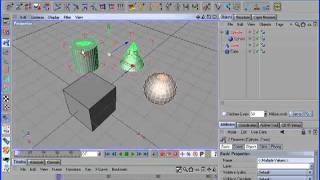 CD Transfer Tools 1.0 plugin for Cinema 4D part 3