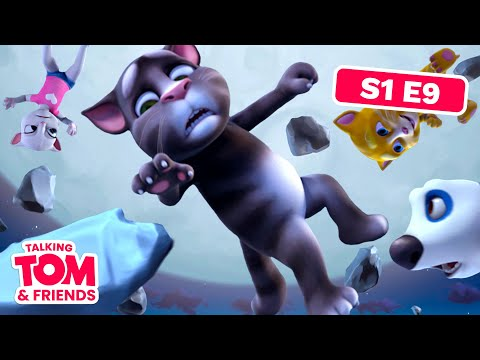 Talking Tom and Friends - Man on the Moon (Season 1 Episode 9)
