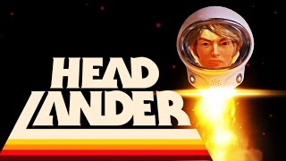 FLOATING HEADS ARE FUNKY FRESH | Headlander Gameplay + Impressions (PS4 1080p HD)