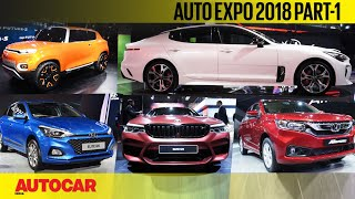 Auto Expo 2018 | Wrap-up report - Part 1 - Cars | Autocar India