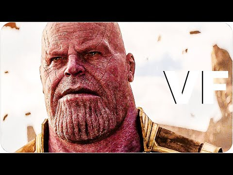 AVENGERS INFINITY WAR Bande Annonce VF (2018)