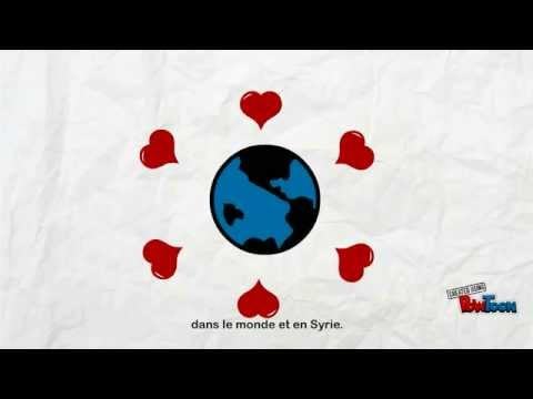 HELP SYRIAN PEOPLE - CALL FOR DONATION ACT 1