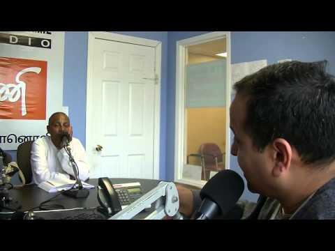 ISKCON Scarborough- Mind control- Live tamil Radio program