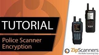 Police Scanner Encryption | Tutorial