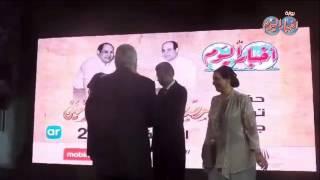 """خالد جبر يتسلم جائزة """"مصطفى و على أمين"""" لأحسن بوابة الكترونية"""