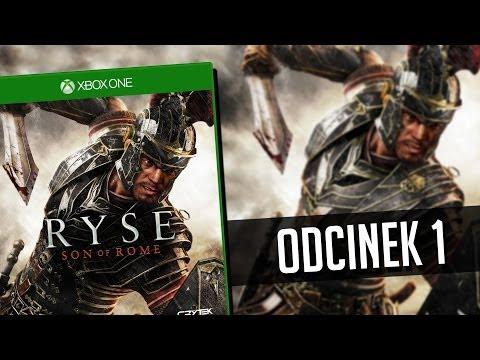 #1 Zagrajmy w Ryse: Son of Rome Rozdział 1 The Beginning XBOX ONE Gameplay PL